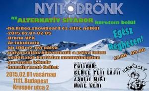 NyitóDrönk 2015.02.01